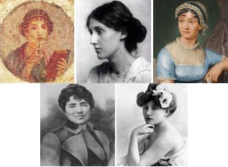 Mujeres literatura