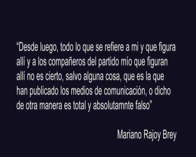 Declaraciones de Rajoy ( 2/2/13 )