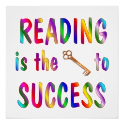 reading is key