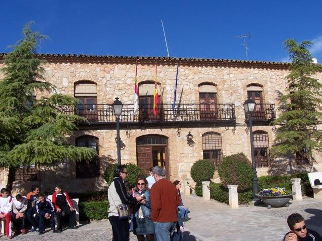 La Plaza Dl Toboso